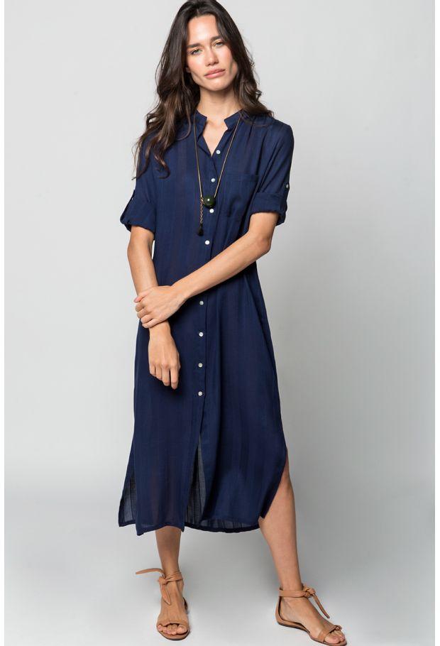 Vestido-Saida