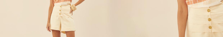 banner shorts e bermudas
