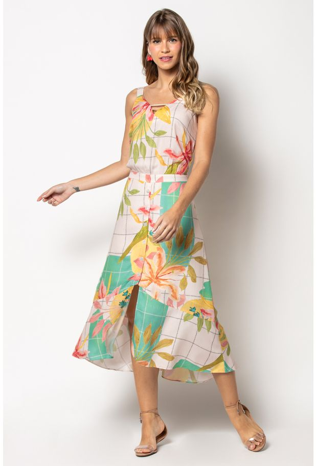 Vestido-tecido