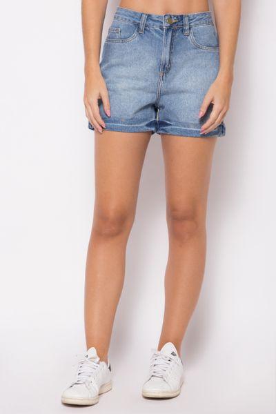Bermuda-jeans