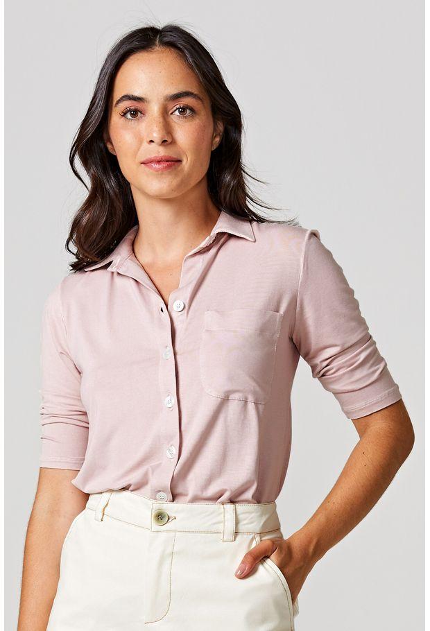 Camisa-malha