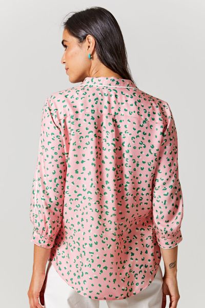 Camisa-Estampada