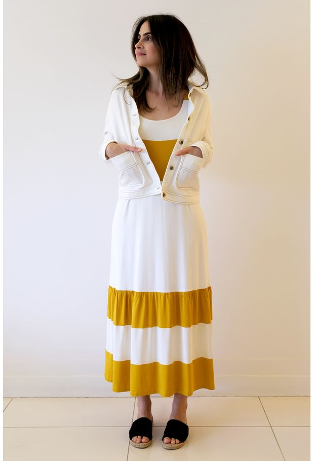 Vestido-malha