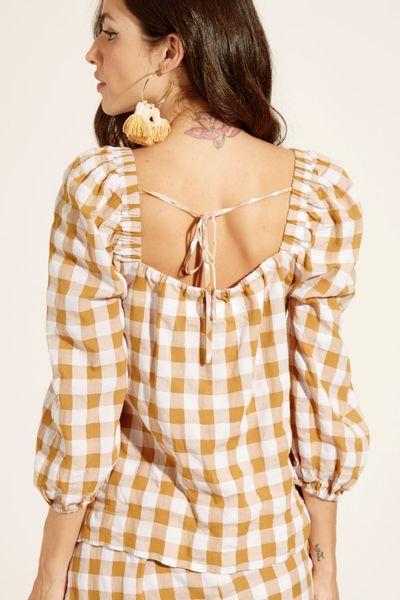 Blusa-estampada