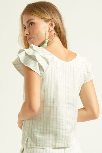 Blusa-tecido